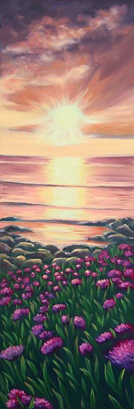Clover Over the Ocean by Daina Deblette.jpg