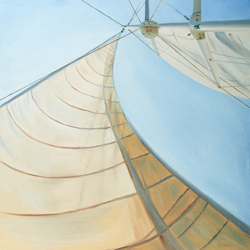 Wind in My Sails, Blue Skies Ahead