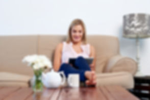 bigstock-Woman-at-home-relaxing-on-sofa-