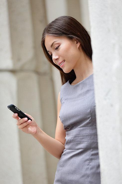 bigstock-Urban-smart-casual-businesswom-