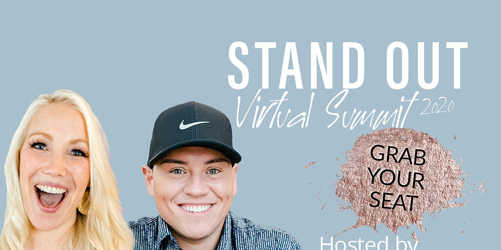 STAND OUT VIRTUAL SUMMIT 2020