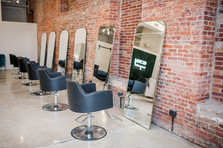 Blow Dry Stations at Sydney's on First Blow Dry Salon & Lounge