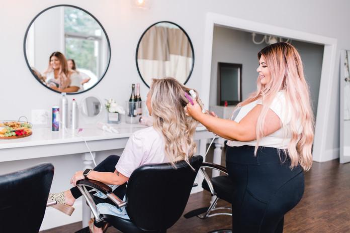 Bridal Hair and Makeup Phenix City