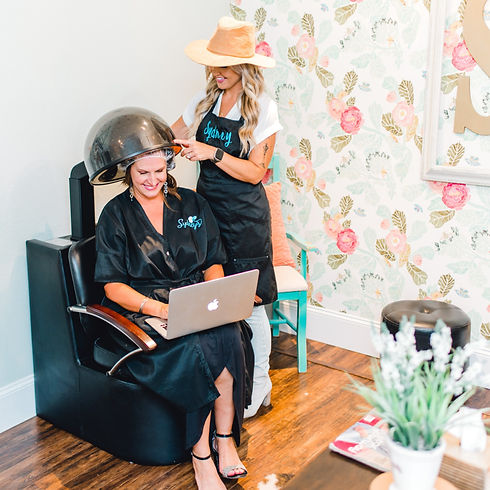Get a modern style hair cut at Sydney's Shoppe of Beauty in Phenix City, AL