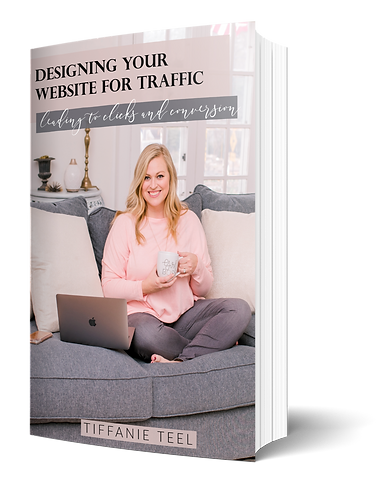 Designing Your Website for Traffic Leading to Clicks and Conversion