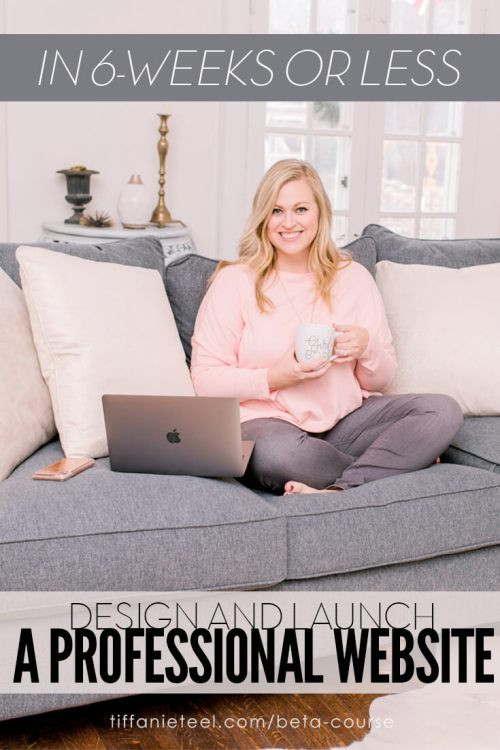 Design and Launch A Professional Website in 6-Weeks or Less