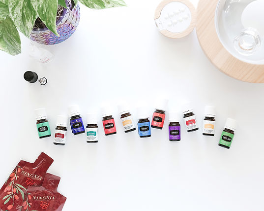 Tiffanie Teel, Young Living Independent Distributor