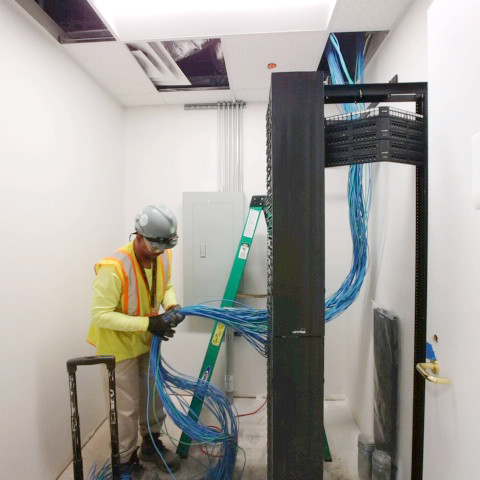 atlanta structured cabling