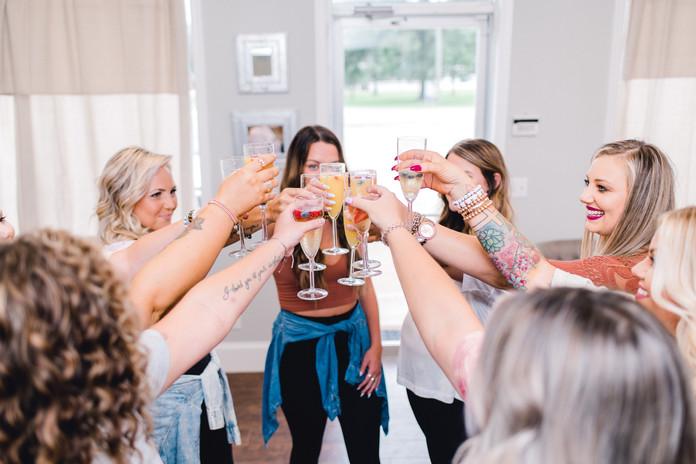 Bridal Party Hair and Makeup Columbus GA