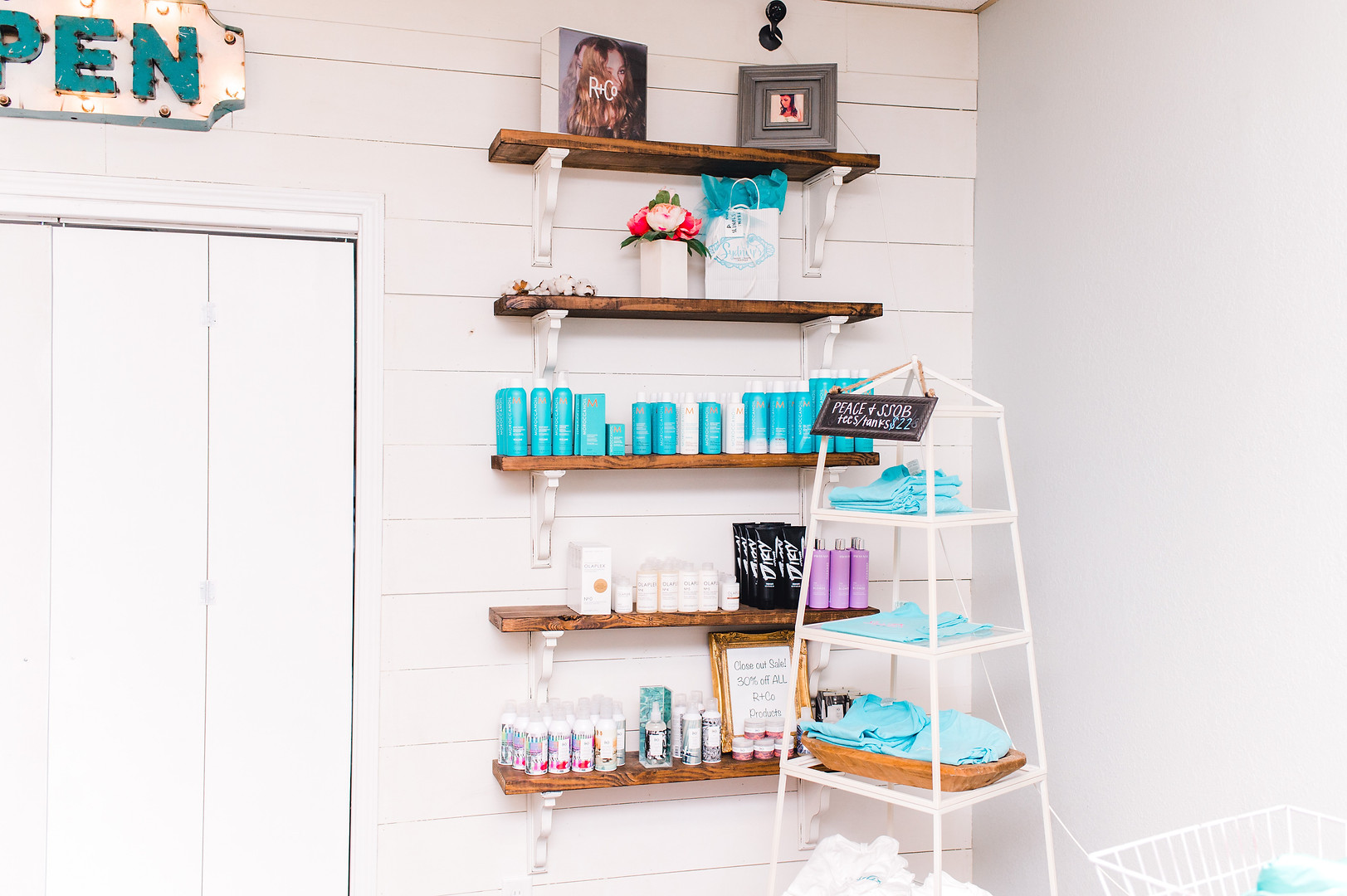 MoroccanOil Products available in Phenix City at Sydney's Shoppe of Beauty