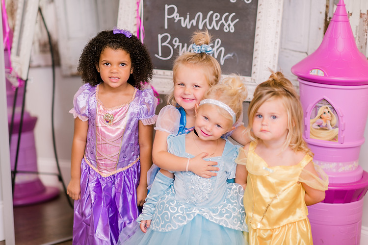 Birthday Party Space for Rent near Fort Benning