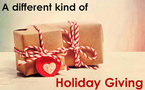 A different kind of Holiday Giving | TiffanieTeel.com