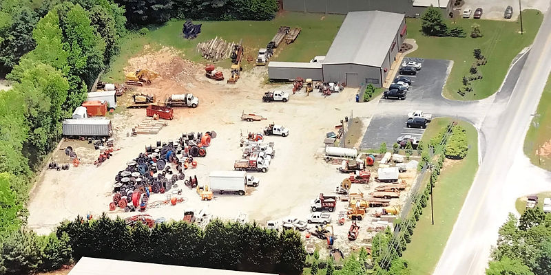 Aerial Image of Shiflett Enterprises, Inc. Corporate Headquarters