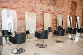 Sydney's on First Blow Dry Salon & Lounge Blow Dry Stations