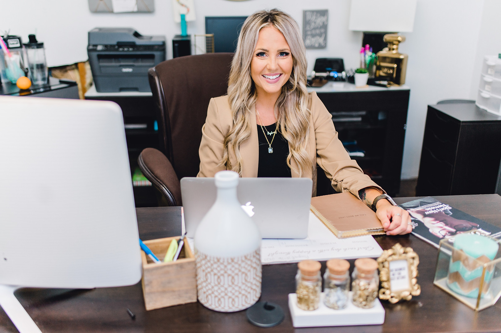 Sydney Summers Helms, Sydney Summers, Sydney's Shoppe of Beauty Founder and Owner