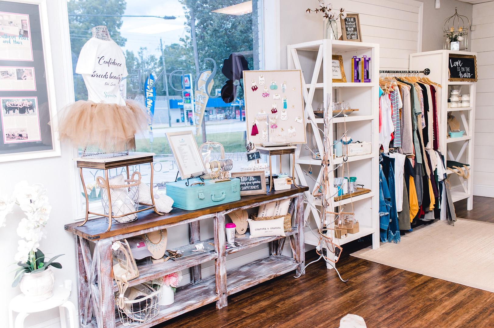 Sydney's Shoppe of Beauty & Boutique
