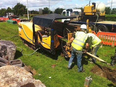 Directional drilling in Newnan GA by Shiflett Enterprises, Inc.