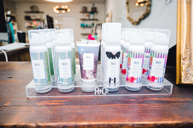 R&Co Hair Product Close Out Sale at Sydney's Shoppe of Beauty