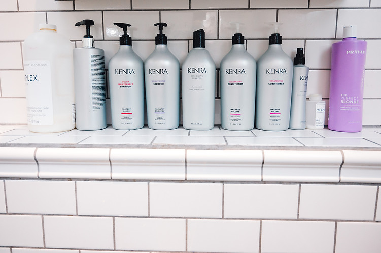 Kenra Hair Products, hair salons near me