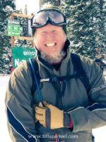 TBone livin' life on the ski slopes - Ski Cooper, Leadville, CO