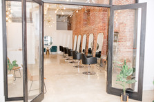 Salon Chairs at Sydney's on First Blow Dry Salon & Lounge
