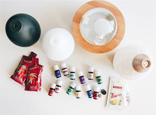 Young Living Essential Oil Premium Starter Kits