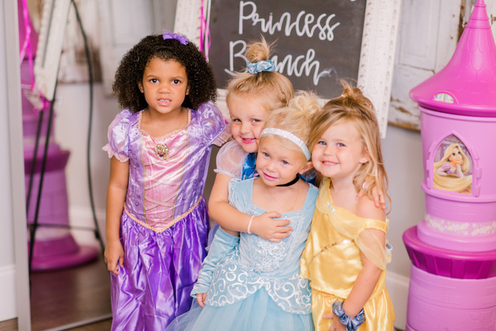 General Birthday Party Rental Rates