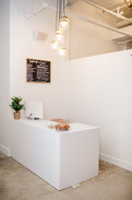Front Desk at Sydney's on First Blow Dry Salon & Lounge