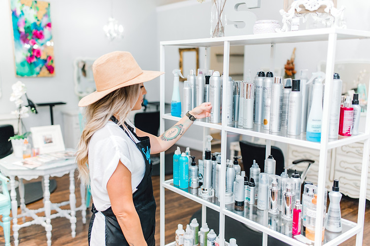 OLAPLEX for your home hair care needs at Sydney's Shoppe of Beauty in Phenix City