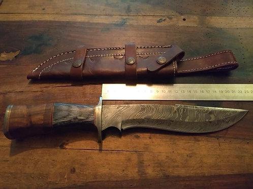 Outdoorsman Large Bushcraft Knife