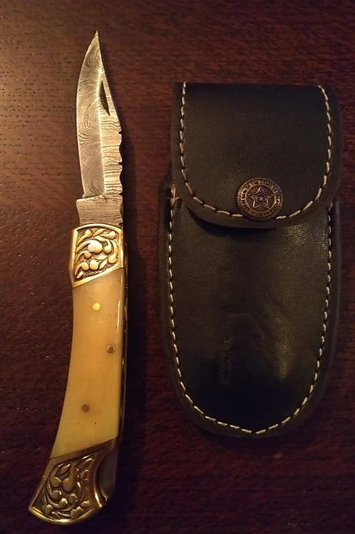 Folding Lock Knife