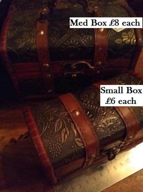 Treasure Boxes