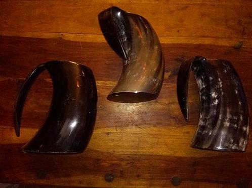 Horn Tankards