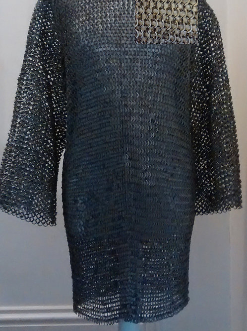 Rivetted Steel Mail Armour