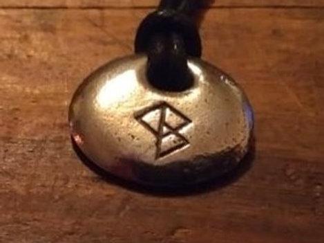 Viking Rune Pendant- Success