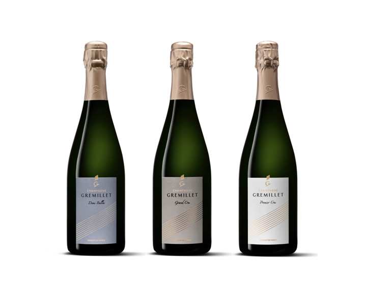 Packaging - ChampagneGremillet - KanpeiMarketing