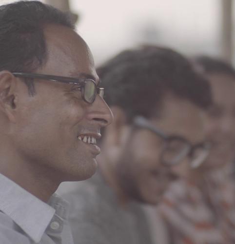 一人のバングラデシュの革職人のストーリー