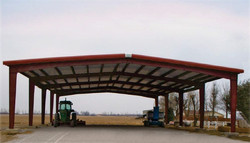 nucor-open-canopy-red-iron-building