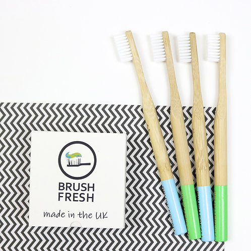 3 Month BUNDLE - 1x Brush + Toothpaste 77g Approx