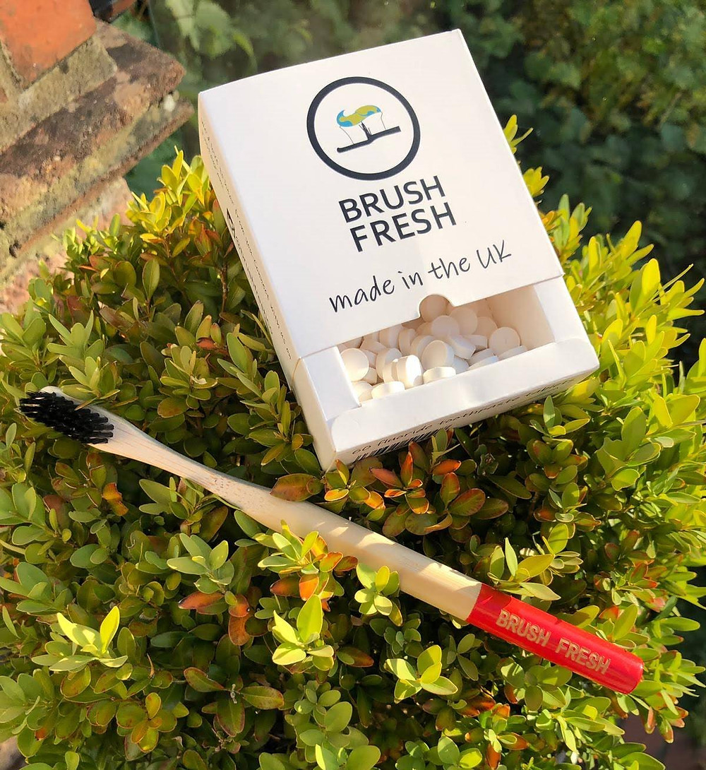 Brush Fresh Eco Friendly Toothbrushes