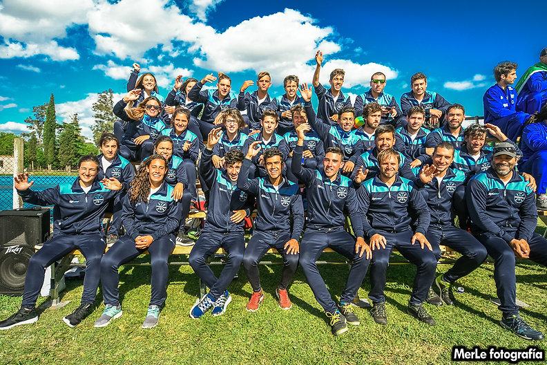 Seleccion Argentina de Kayak Polo
