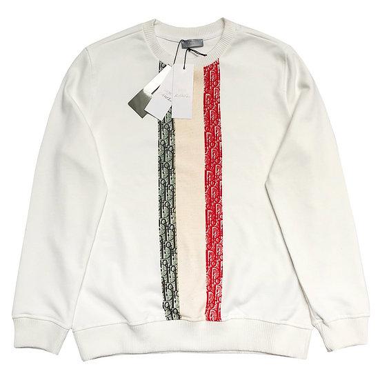 Kaws x DIOR Italia Sweatshirt White