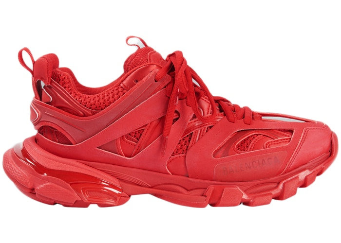 Balenciaga Track Trainer Red