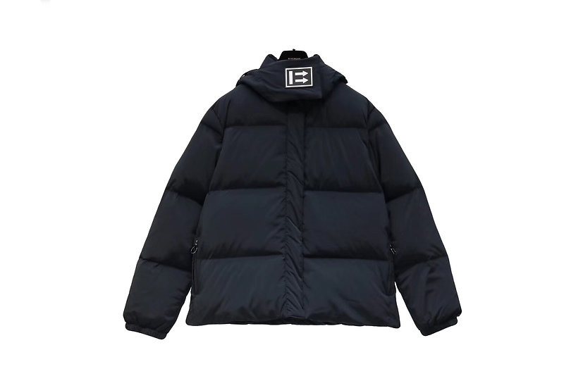 OFF-WHITE Puffer Jacket Black