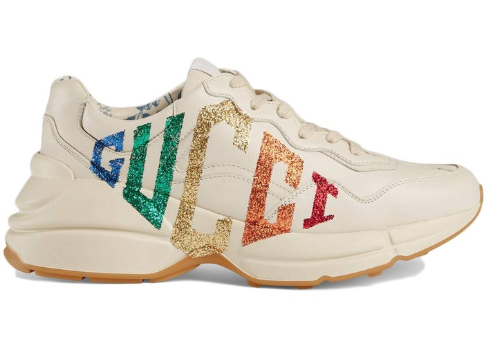Gucci Rhyton Rainbow Glitter