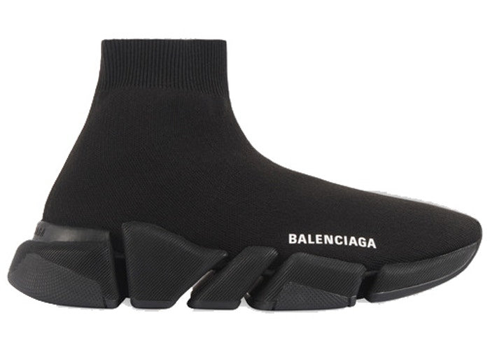 Balenciaga Speed 2.0 Black