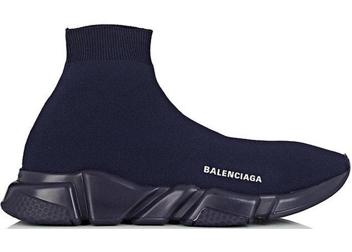 Balenciaga Speed Trainer Navy