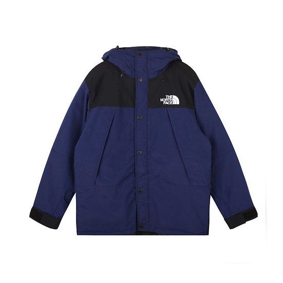 The North Face Navy Wintercoat