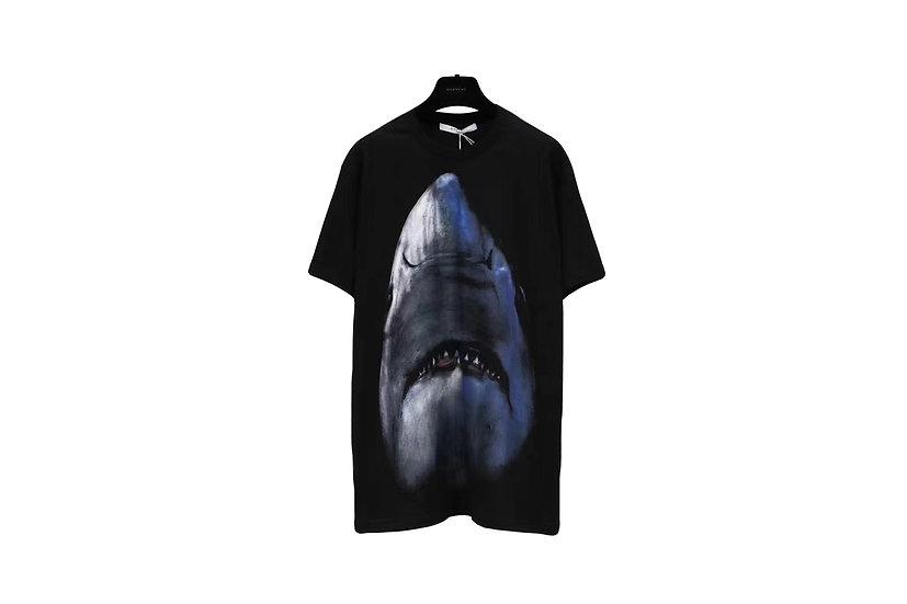 Givenchy Shark Print Tee