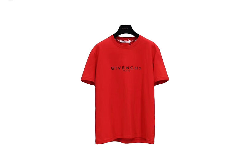 Givenchy Red T-Shirt